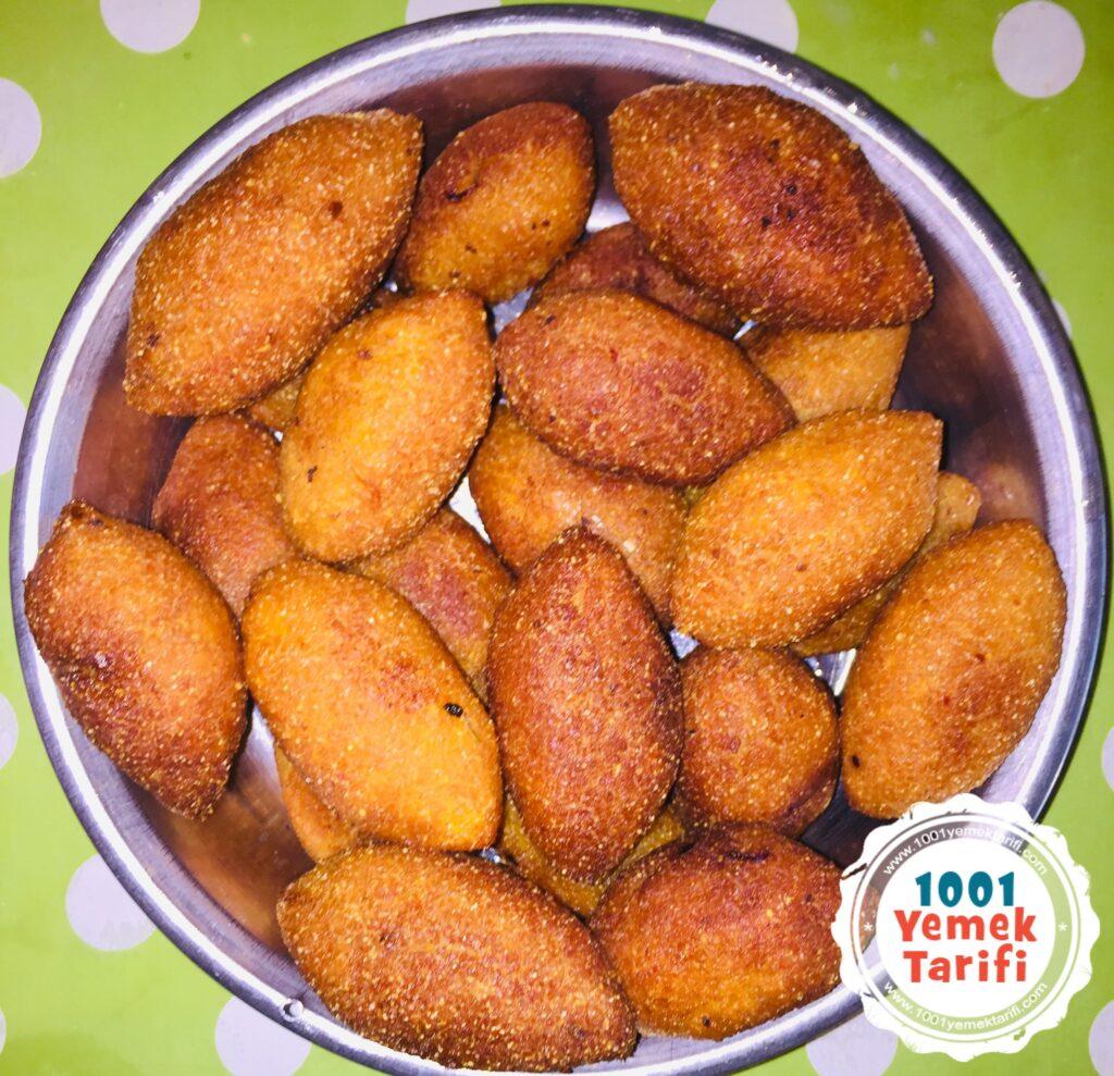 İçli Köfte Tarifi Nasıl yapılır kaç kalori-1001yemektarifi
