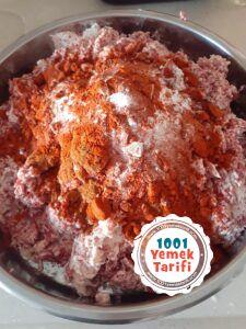 evde sucuk tarifi-ev yapımı sucuk nasıl yapılır yapımı kac kalori-1001yemektarifi
