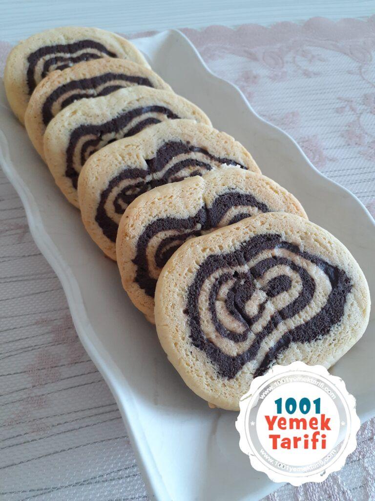 zebra kurabiye tarifi yapımı nasıl yapılır