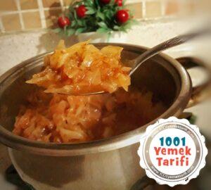 Klasik Kapuska Tarifi (nasıl yapılır-kaç kalori)