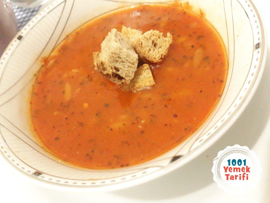 Arpa Sehriye Çorbası yapımı kaç kalori