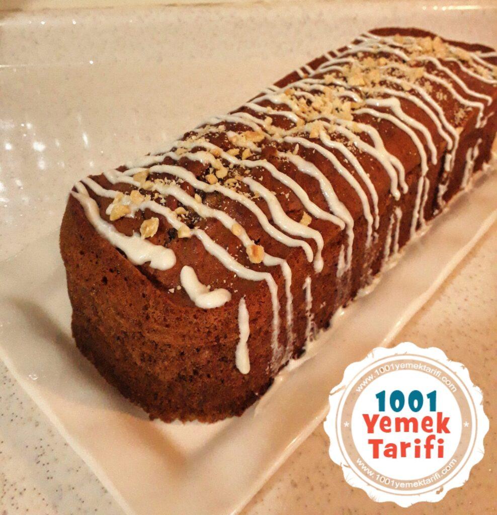 tarçınlı kek tarifi-cevizli kek yapımı nasıl yapılır