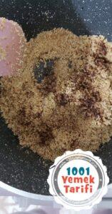dondurmalı irmik helvası tatlısı tarifi yapımı nasıl yapılır