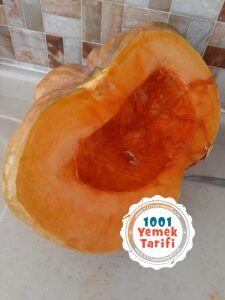 Bal Kabağı Tatlısı Tarifi yapımı nasıl yapılır kaç kalori