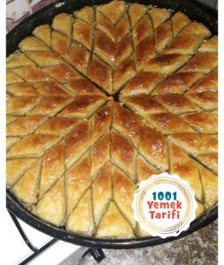 baklava tarifi-evde baklava yapımı nasıl yapılır kac kalori-1001yemektarifi