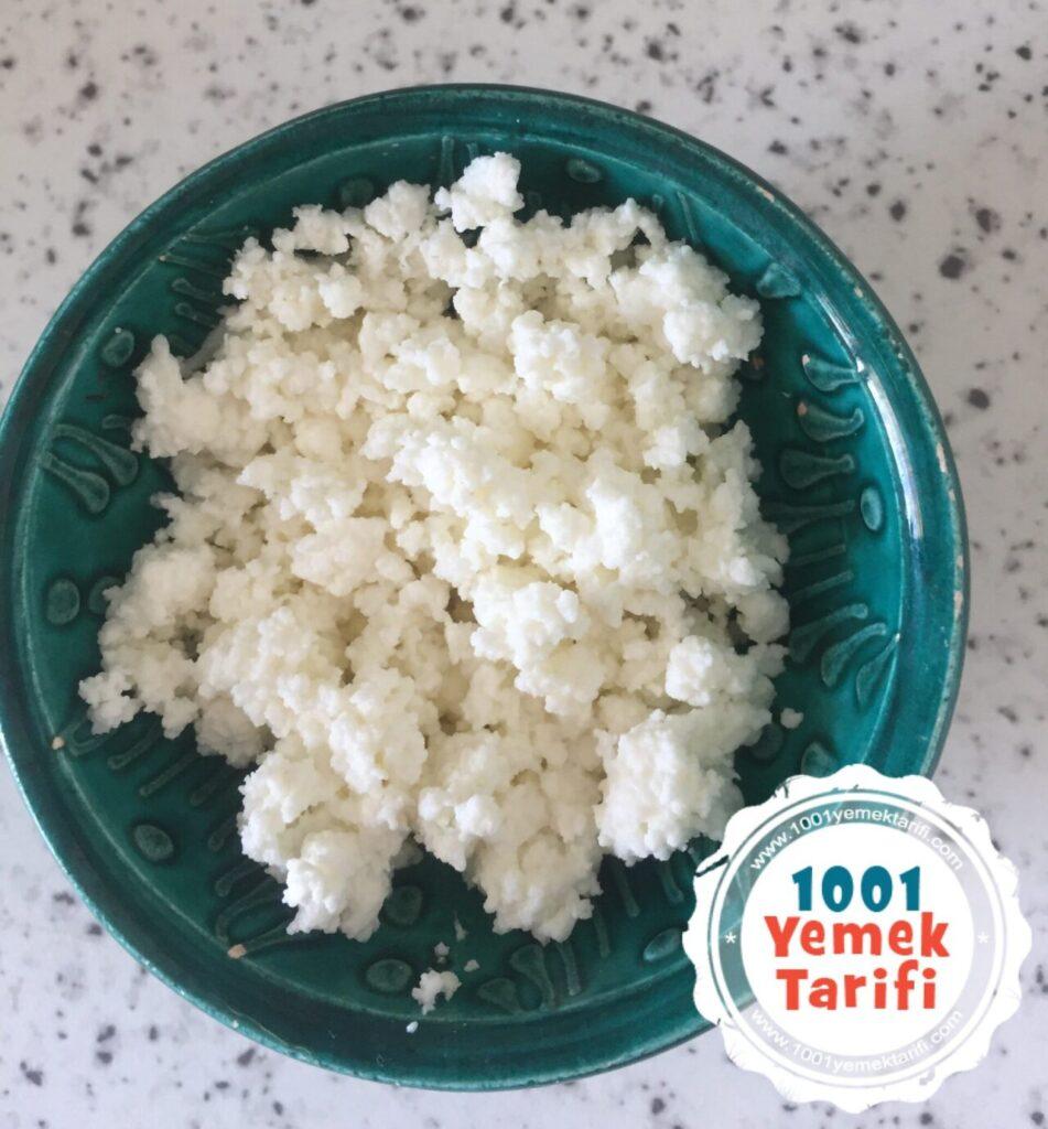 lor peyniri tarifi nasil yapılır kac kalori-yapımı-1001yemektarifi