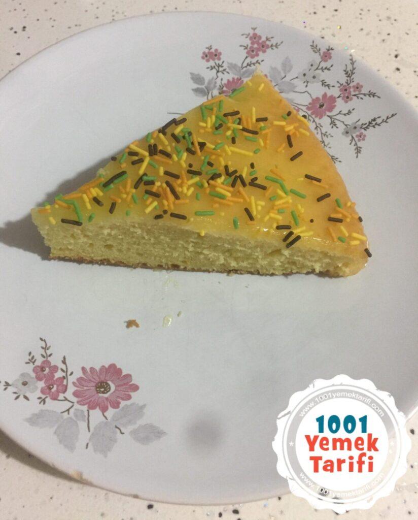 portakallı Kek Tarifi-nasıl yapılır-kaç kalori