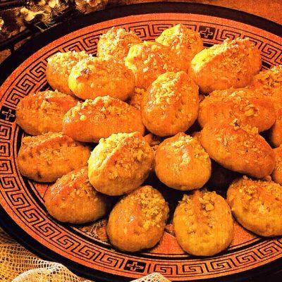 Cevizli Kurabiye Tarifi-Nefis ve Kolay Kurabiye Tarifleri-elmali-tuzlu-islak kurabiye tarifleri-1001yemektarifi