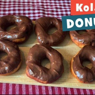 Donut Tarifi-Evde Kolay Yapimi-nefis donat tarifleri nasil yapilir-kac kalori-puf noktalari-1001yemektarifi