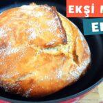 Evde Kolay Ekmek Yapımı: Nefis Ekmek Tarifi