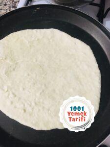 Evde Mayalı Ekmek Tarifi (Lavaş Ekmeği)