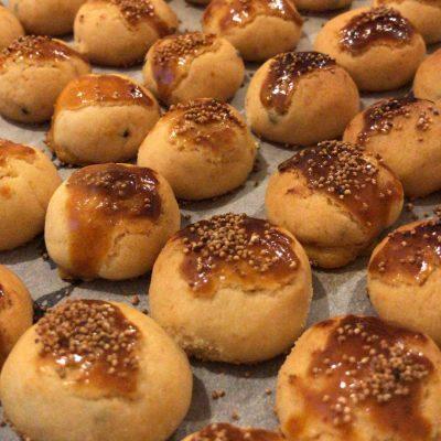 Çörek Otlu Minik Kurabiye Tarifi (kolay ve pratik)