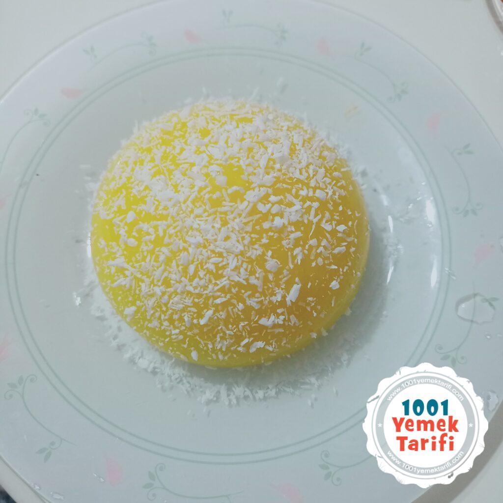 Portakallı Muhallebi Tarifi (nasıl yapılır-kaç kalori)