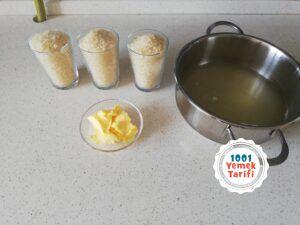 tereyağlı pirinç pilavı tarifi yapımı nasıl yapılır