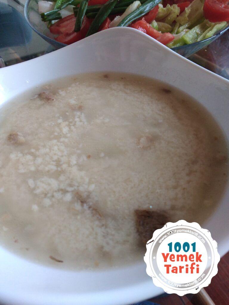 kelle paça çorbası tarifi yapımı nasıl yapılır-kaç kalori-kolay