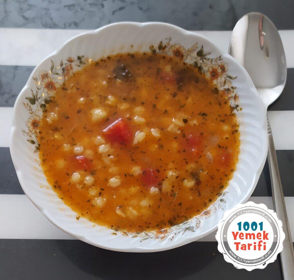 Buğday Çorbası Tarifi (nasıl yapılır-kaç kalori)