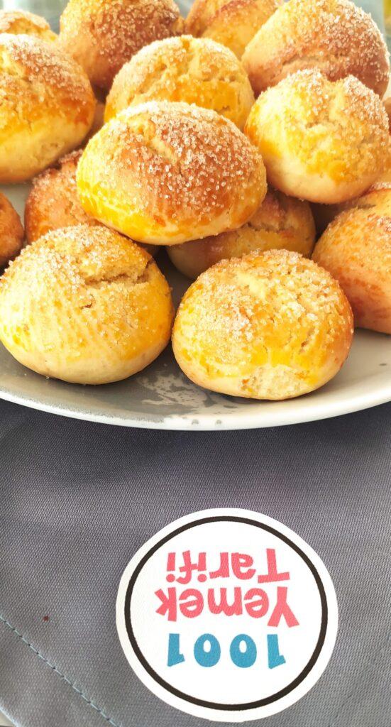Portakallı çıtır kurabiye tarifi