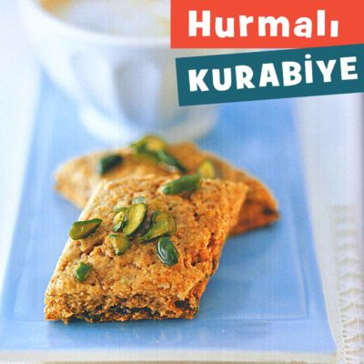Portakalli Hurmali Kurabiye Tarifi Nasil Yapilir-yapilisi-kac kalori-yapimi-1001yemektarifi-nefis kolay