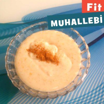 Salepli Fit Muhallebi Tarifi | VİDEOLU