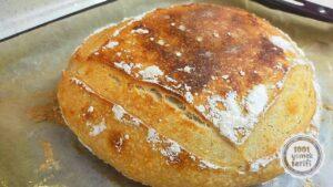 eksi mayali ekmek tarifi-evde ekmek yapimi-evde kolay ekmek nasil yapilir-eksi maya yapilisi-nefis-1001yemektarifi