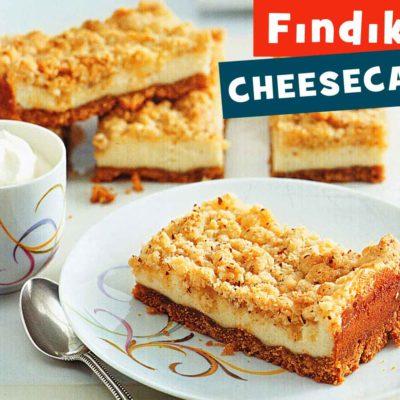 Fındıklı Cheesecake Tarifi: Limonlu Kolay Cheesecake Yapımı