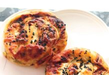 yufkadan peynirli gul boregi tarifi-ispanakli gul booregi yapimi-nasil yapilir kac kalori-nefis-kolay
